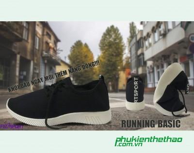 Giày Basic Đen