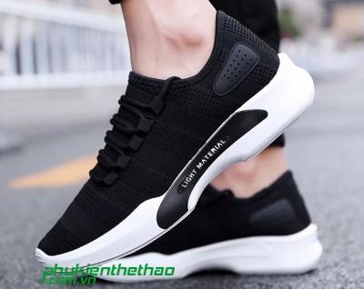 Giày Material (Đen)