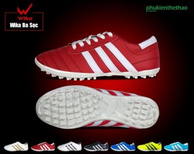 Giày Wika đỏ