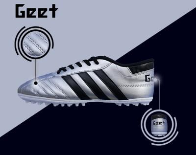 Giày bóng đá 3 Sọc Bạc