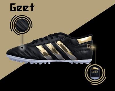 Giày bóng đá 3 Sọc Đen