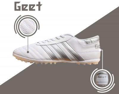Giày bóng đá 3 Sọc Trắng Bạc