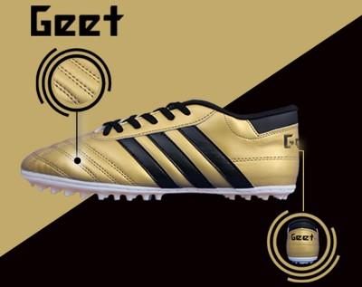 Giày bóng đá 3 Sọc Vàng Gold
