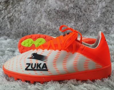 Giày Zuka Trắng Cam
