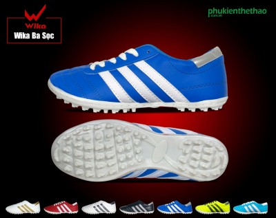 Giày Wika xanh dương
